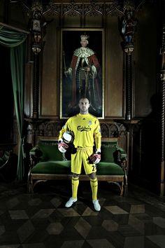 Pepe Reina and The King