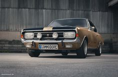 Opel Commodore GS 01 by Mario Madl on 500px