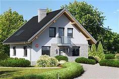 Projekt domu Dom przy Cyprysowej 12 N