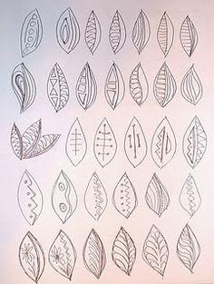 journaling leaves