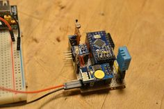 ESP8266 Weather Station with Arduino