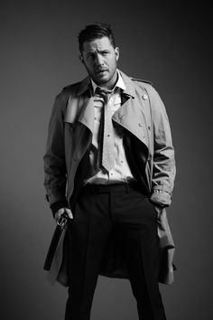 Tom Hardy -extra photos by Greg Williams from the Esqiure shoot.