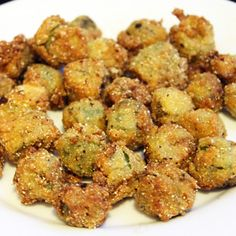 Perfect Fried Okra Recipe