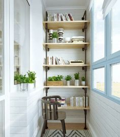 Good Small Conservatory Interior Design Ideas - Page 16 of 40 Apartment Balcony Decorating, Apartment Balconies, Apartment Design, Apartment Interior, Interior Balcony, Cute Apartment, Apartment Layout, Apartment Living, Room Interior