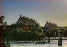 Walt Disney World - Disney Resorts - Polynesian Resort