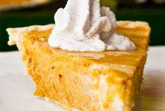 Uber Delicious Kabocha Squash Pie - vegan and gluten free