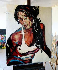 New Artworks by Anna Bocek (121 работ)
