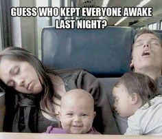 Funny Meme about Having kids