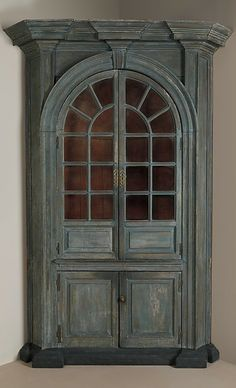Yes Please  Corner cupboard from a House in Lancaster County, Pennsylvania 1761