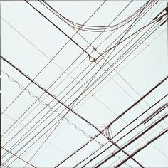 Overhead wires #photography #urban