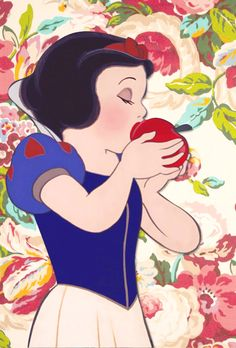 DisneyThis. DisneyThat. - iPhone Backgrounds → Snow White