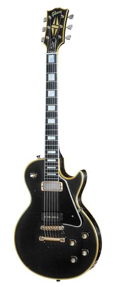 Robby Krieger of the DOORS, 1954 Gibson Les Paul Custom.....