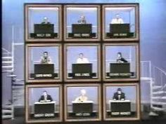 Hollywood Squares Peter Marshall's Oops, with Paul Lynde...funny...