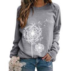 Shirt Bluse, T Shirt, Loose Sweater, Graphic Tee Shirts, Printed Sweatshirts, Hoodies, Fashion Prints, Types Of Sleeves, Long Sleeve Tops