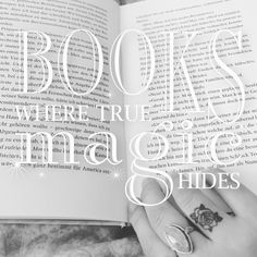 Books are true magic hides