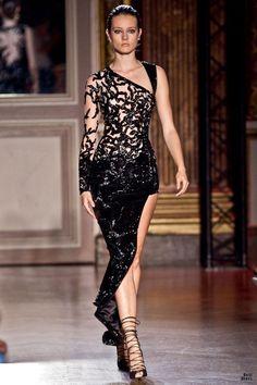 www.fashion2dream.com Fashion Show Designer Zuhair Murad 2013