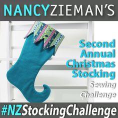 Stocking Sewing Challenge | Nancy Zieman