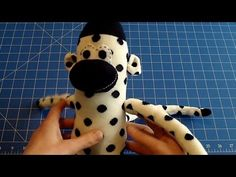 How to Make a Sock Monkey - Step-by-Step for Beginners - YouTube