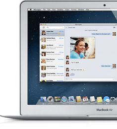 Download Messages Beta and get a taste of what's coming in OS X Mountain Lion. When you install Messages, it replaces iChat. But iChat services will continue to work. And Messages brings iMessage to the Mac — just like on iPad, iPhone, and iPod touch running iOS 5.
