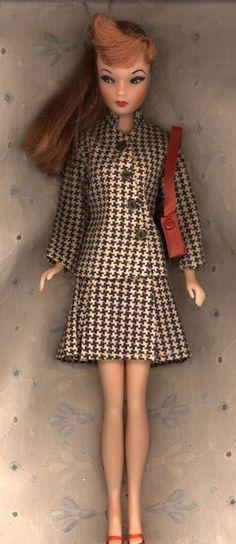 Miss Suzette, Redhead (Uneeda 1962)