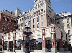Carmel City Center - Carmel, Indiana - Money Magazine's #1 Best Place to Live, 2012!