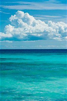 yucatan mexico ocean Reminds me of Spring Break. Sad face.