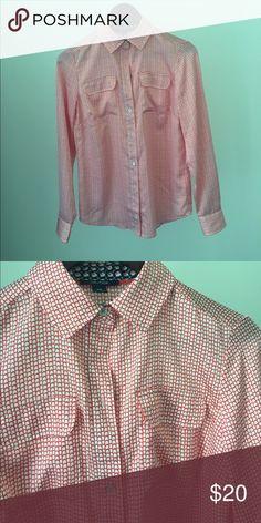 Nautica Bottoms Down Shirt Soft Bottoms Down Shirt • Never Used Nautica Tops Button Down Shirts