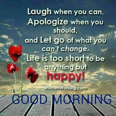 Hello Quotes, Morning Blessings, Faith Prayer, Keep The Faith, Morning Greeting, When You Can, English Quotes, Life Is Short, Good Morning Quotes