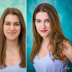 before/after  #makeupworkshop #vorhernachher #beforeandafter #makeuptime by kacy - makeup & photo