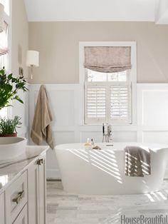 relaxed roman shade, bathtub - Google Search
