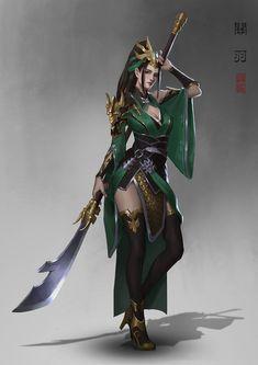 Fantasy Warrior Concept Art Anime 64 Ideas For 2019 Warrior Concept Art, Fantasy Female Warrior, Female Knight, Female Art, Fantasy Samurai, Samurai Concept, Female Samurai, Woman Warrior, Fantasy Art Women