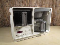 BLACK & DECKER Spacemaker Coffee Maker 10 cup Automatic Drip SDC3AG VGC #BlackDecker