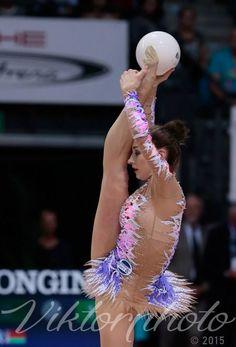 Katsiaryna Halkina (Belarus), World Championships 2015