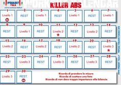 Killer ABS Workout - Workout-Italia