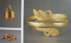 Bijoux antiques de la collection Campana du Louvre. Vrais ? Faux ? Généreusement restaurés ? En tout cas, sublimes.