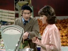 Some Mothers Do 'Ave 'Em (1973) Michael Crawford(future Phantom the Phantom of the Opera) and Elizabeth Sladen ( future Sarah Jane Smith from Doctor Who)