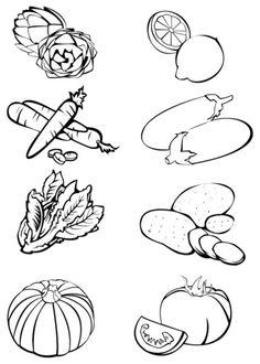 Black And White Vegetable Garden Vegetables Images