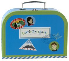Monthly packages arrive, filled with letters, souvenirs, activities & more.