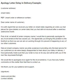 The 50 best Apology Letter To Customer For Mistake apology