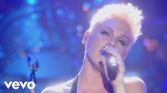 nk - Family Portrait (from Live from Wembley Arena, London, England) (Official Video) Rca Records, Vinyl Records, Music Songs, Music Videos, Pink Live, Feel Like Crying, Wembley Arena, Sound Waves, News Songs