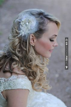 great curls   CHECK OUT MORE IDEAS AT WEDDINGPINS.NET   #weddinghair