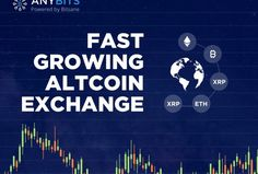 Anybits Launches, Provides Instant Altcoin Trades #Bitcoin #altcoin #anybits