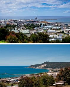 Pulp Mill History of #Burnie #Tasmania. Photos by Carol Haberle, article for www.think-tasmania.com