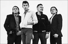 Arctic Monkeys 世界で注目人気バンド