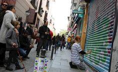 ¡Pinta Malasaña!: el arte urbano regresa al barrio