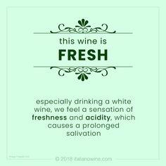 Wine tasting: let's describe wines. Wine Tasting, White Wine, Wines, Let It Be, Fresh, Feelings, Sayings, Image, White Wines