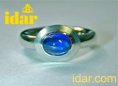 Sapphire ring by idar