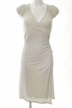 Hachiro Damen Cocktailkleid Kleid Partykleid Business Minikleid Ärmellos SALE /%