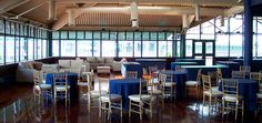 Bridgewaters - conference space at the south street seaport with a view of the Brooklyn Bridge