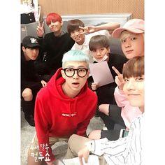 Cultwo Show IG ❤ KOOOOOOKIIIEEE YAY with the squad again #BTS #방탄소년단